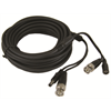 CCTV Premade Siamese Video and Power Cable 100 Foot