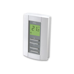 Honeywell Aube Thermostat Non-Programmable 240VAC Single Pole