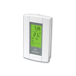 Honeywell Aube Thermostat Floor/Ambient 120/240V Double Pole 15mA GFCI