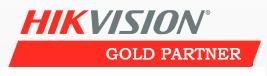 hikvision-gold-partner Data & Network Cabling